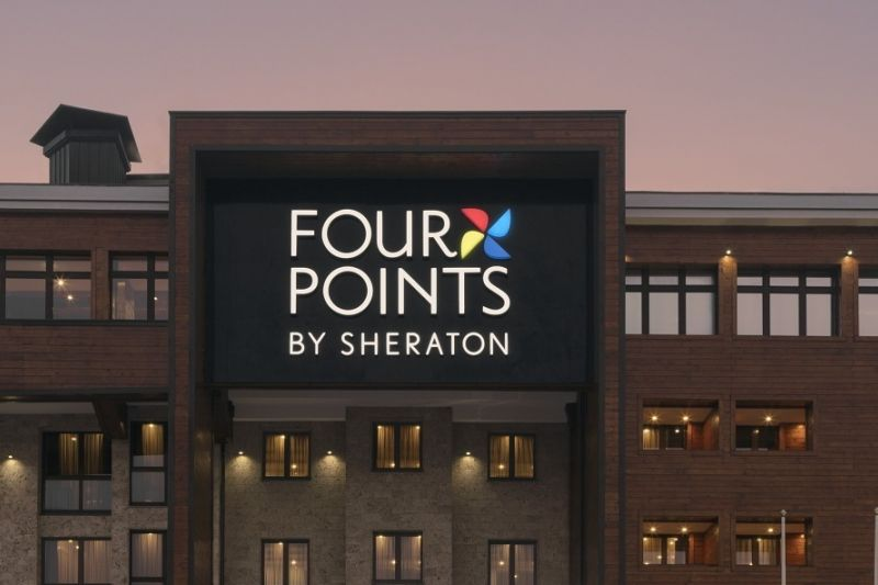 Four Points by Sheraton Hotel Kolashine