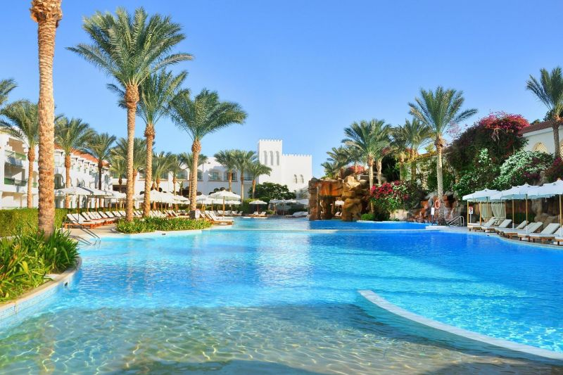 Baron Palms Resort Sharm El Sheikh 5*
