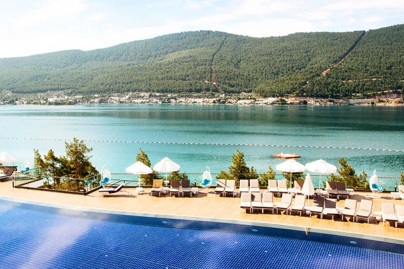 Pushime Ultra All Inclusive me charter ne Bodrum
